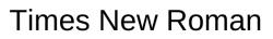 Nameplate Engraving Fonts